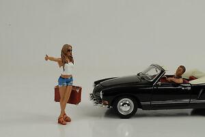 Dedo-Set-HITCHHIKER-FIGURA-FIGURAS-1-24-Figuras-American-Diorama-N-CAR