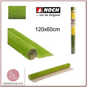 Z-N-H0-escala-Noch-00260-Tapiz-de-hierba-primavera-120x60-cm-modelismo-maqueta