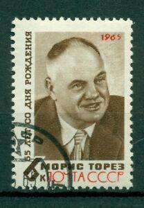 Russie-USSR-1965-Michel-n-3075-Maurice-Thorez