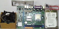 INTEL 945 MOTHERBOARD+02 TB HDD SATA+CORE2DUO CPU+2 GB DDR2 RAM+CPU FAN (COMBO)