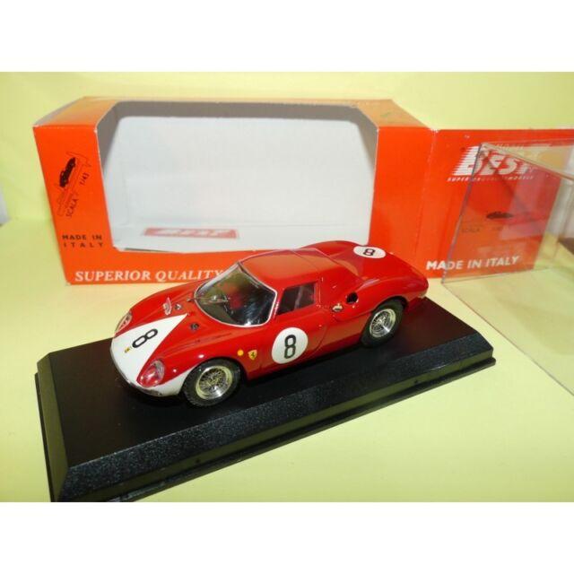 FERRARI 250 LM N°8 REIMS 1964 Surtee-Bandini BEST 9187 1:43
