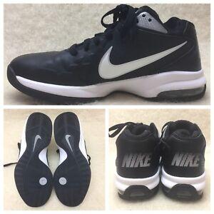 Pour 5 Nouveau 883419364372 NoirBlancMétallisé Nike Hommes 441948 002 Flight 6 Max Hommes Air Argent qLSVMGUzp