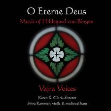 Von Hildegard Bingen - Hildegard Von Bingen: O Eterne Deus [New CD]