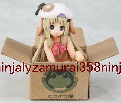Little Busters Noumi Kudryavka promo figure mini official anime girl Authentic