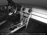Dash Trim Premium Kit 27 Pcs Fits Ford Mustang 2005-2009