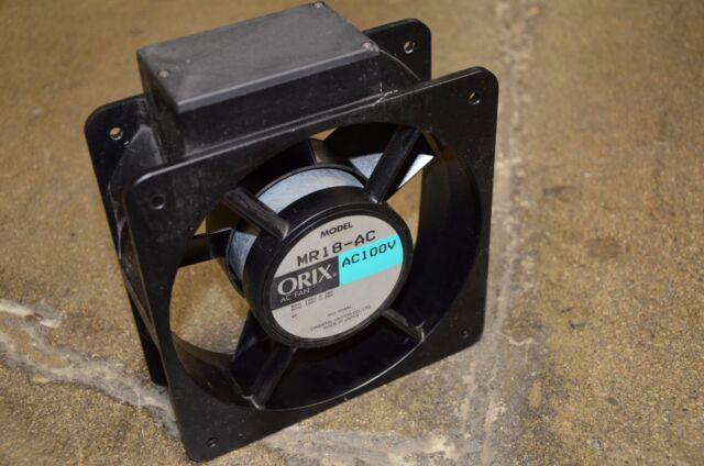1PCS ORIX MRS18-DUL 18cm 18090 200-230V Industrial Cooling Fan Fast Ship