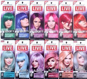 Schwarzkopf Live Colour Ultra Brights Temporary Hair Dye