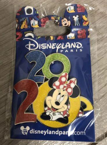 PIN Disneyland Paris DATE 2020 MINNIE OE