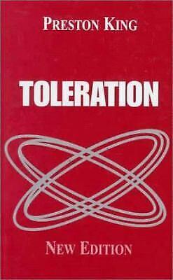 Toleration Hardcover Preston King