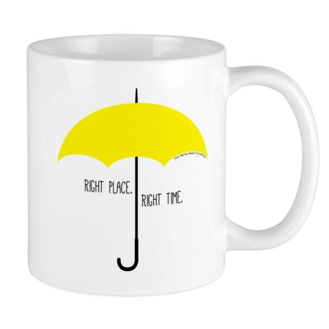 Himym Umbrella Coffee Mug Ceramic 11Oz Gift Tea Milk Cup
