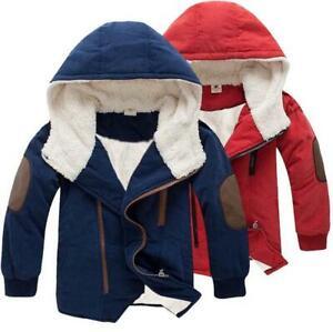 Details Original Winter Coat Boys Children About Hooded Title Jacket Show Kids fgvb7y6Y