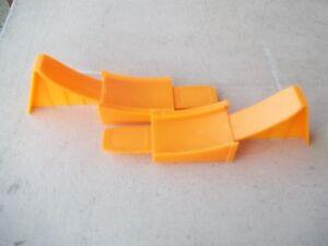 Hot Wheels Loop Base Plus Connector Mattel Track Loop