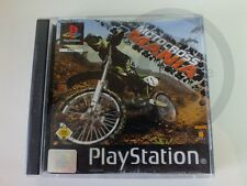 PLAYSTATION PS1 GIOCO Motocross Mania, usato ma BENE