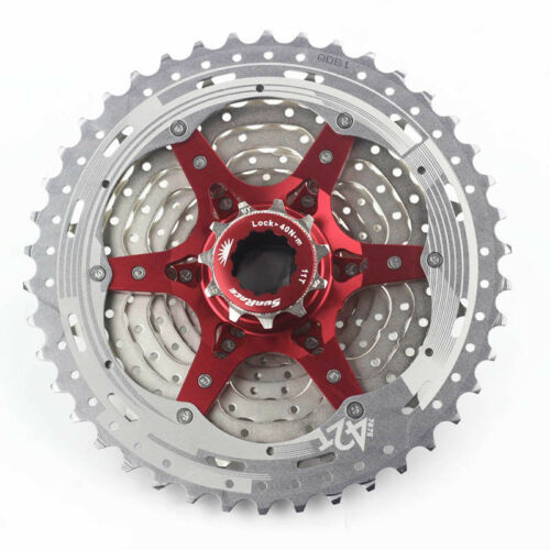 SunRace 10 Speed MTB Bike Cassette 10S 11-40//42//46T Fit Shimano SRAM Freewheel