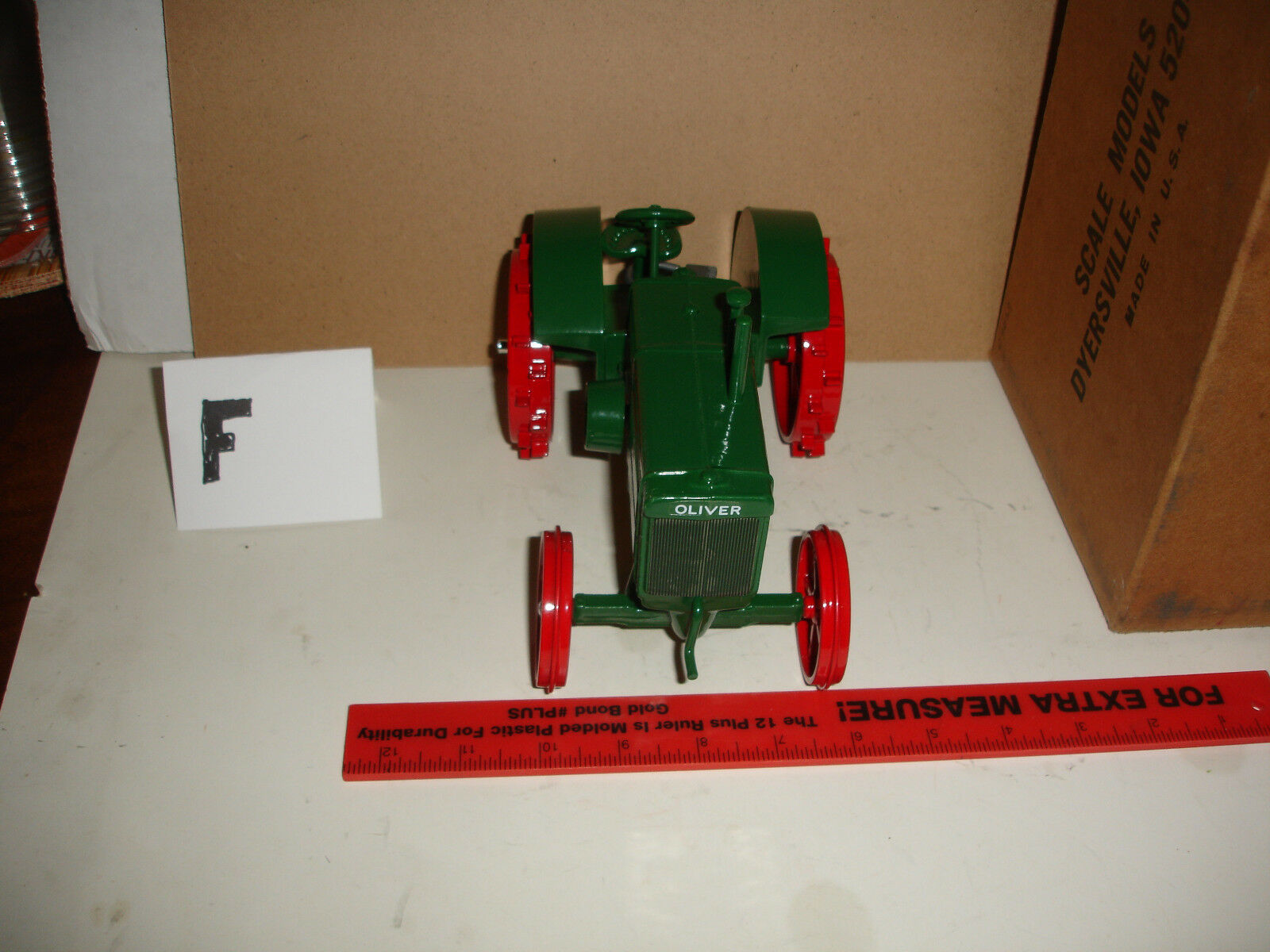 1 16 oliver 90 toy tractor