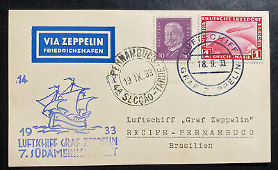 Zeppelin LZ 127 Graf Zeppelin, 1928 & Royal Airship Works R101, 1929 - Hugh Evelyn Prints
