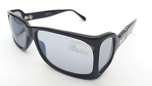 VINTAGE PERSOL SUNGLASSES 2656-S 95 46 BLACK - BRAND NEW - GRAB A ... 5acdc94ab432