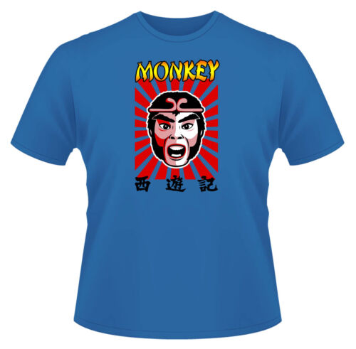 Ideal Gift or Present Mens T-Shirt Monkey TV Series