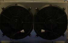 v-8 v 8 s10 aluminum v8 conversion  fans and shroud