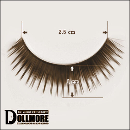 BRA1 Dollmore OOAK BJD Supplies  Doll eyelashes