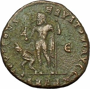Licinius-I-Constantine-the-Great-enemy-312AD-Roman-Coin-Jupiter-w-Nike-i35072
