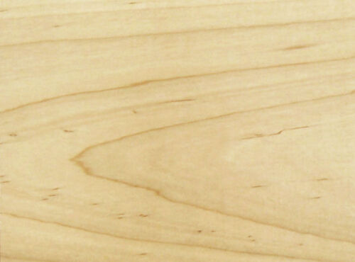 "SOFT MAPLE 1//2/"" x 3-3.75/"" x 35/"" HARDWOOD THIN WOOD"