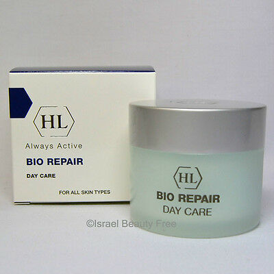 Holy Land Bio Repair Day Care Cream Moisturizer with Sunscreen 50 ml