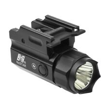 NcSTAR ACQPTF 3w CREE LED 150 Lumen Flashlight Quick Release Mount With Strobe