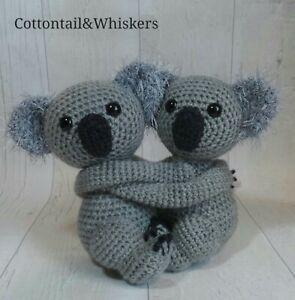 Crochet tutorial /koalabär - YouTube | 300x295