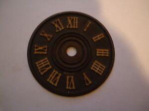 Cuckoo Clock Dial 2-3//4 Diameter 70mm