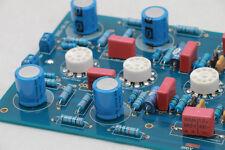 1set Gold Stereo tube Pre-amp MM RIAA EAR834 phono 12AX7/ECC83 Assembled Board