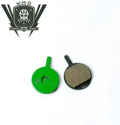 WMD Promax Organic Brake Disc Pads to fit DSK320 DSK400 DSK610J DSK50J DSK700