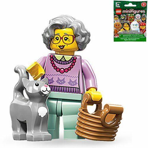 LEGO 71002 MINIFIGURES SERIES 11 #14 Grandma