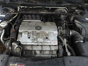 1996 - 99 Cadillac 4.6 Northstar V8 engine NO CORE WILL SHIP! | eBay