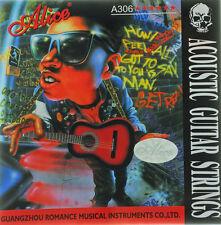 Saiten Gitarrensaiten Akustik- Westerngitarre 306