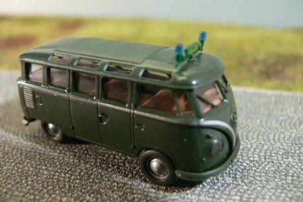 1 87 Brekina   0788 VW t1 B samba policía Austria