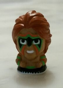 RARE-WWE-Wrestling-TeenyMates-Ultimate-Warrior-Mini-Figure-New-Without-Tag