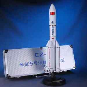 Faithful model of the Chinese Long March 5 CZ rocket - 2 scales available