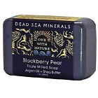 One With Nature 1153923 Triple Milled Soap Bar Blackberry PEAR 7 Oz