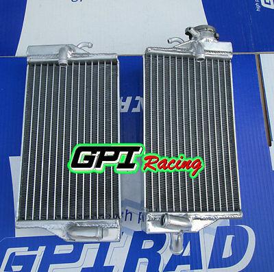 ALUMINUM RADIATOR FOR HONDA CR 125 R/CR125R 2-STROKE 2002 2003 03 02