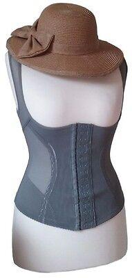Nursing Breastfeeding Black Stretch Shaping Body//Body shaper   NEW ,UK10-16