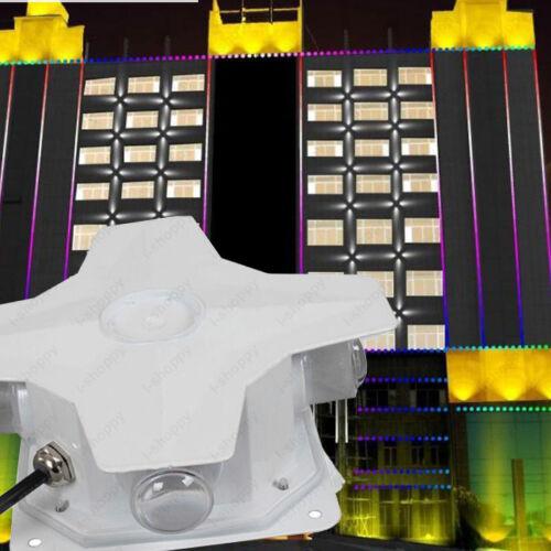 4x3W 12 W DEL appliques murales Lampe étanche bâtiment Extérieur Luminaire Stade