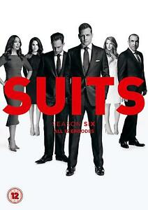 Suits Staffel 6 Dvd Deutsch