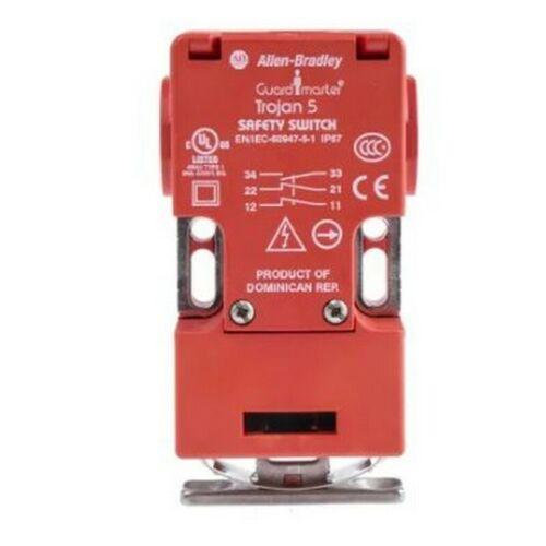 Conmutador de enclavamiento de seguridad AB 440K-T11090 GuardMaster troyano 5 NC X 2 001600