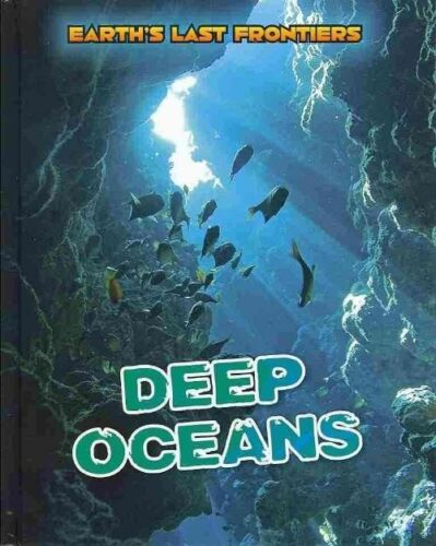 1 of 1 - Labrecque, Ellen, Deep Oceans (Earth's Last Frontiers), Very Good Book