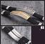 Armband-Edelstahl-Armreif-Silber-Gold-fuer-Herren-Maenner-Schwarz-Damen-Silikon Indexbild 4