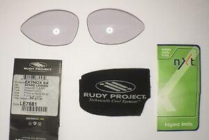 Rudy Project EKYNOX SX ImpactX Photochromic Clear Lenses Ref:CF20
