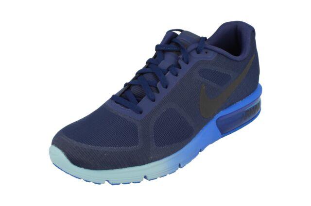 Uomo Nike Air Force 1 Loyal Blu Trainers & Sport Scarpe