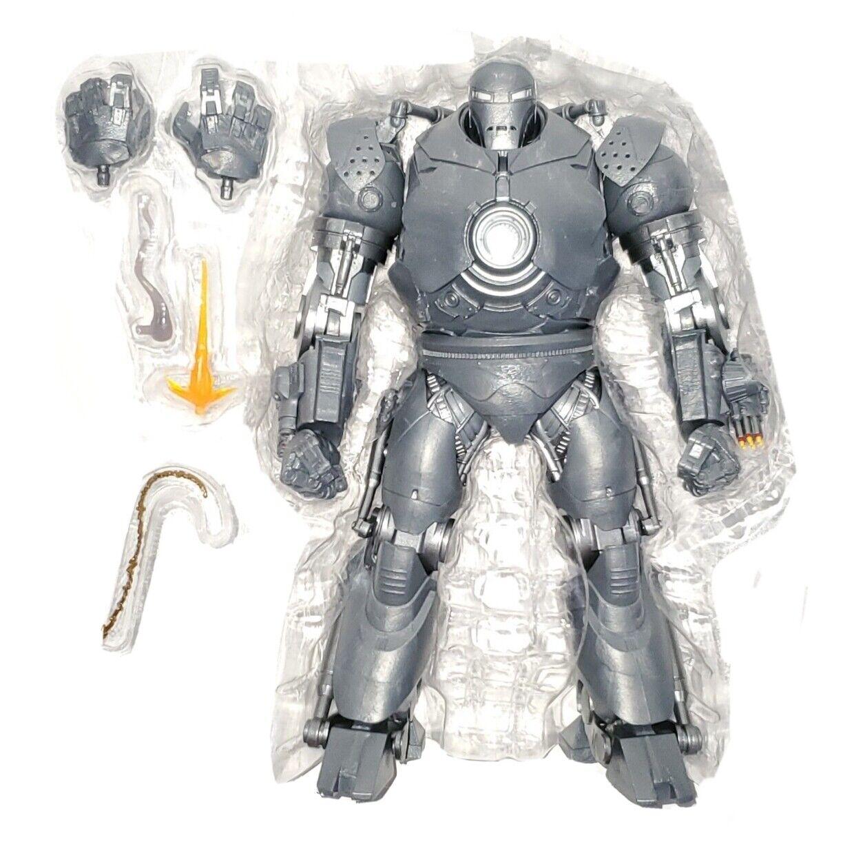 "Marvel Legends IRON MONGER 6"" Figure Studios The Infinity Saga Iron Man  on eBay thumbnail"