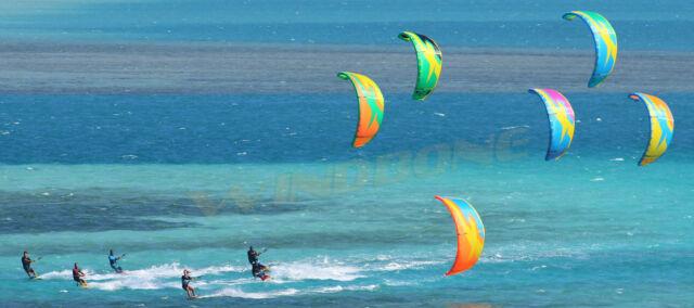 4x10M Maelstorm kitesurfing kiteboarding powerkite water kite line 1000lbs//453kg